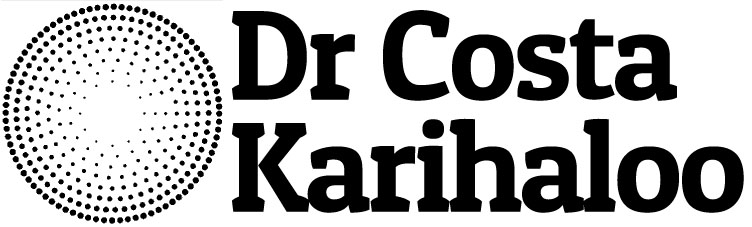 Dr Costa Karihaloo